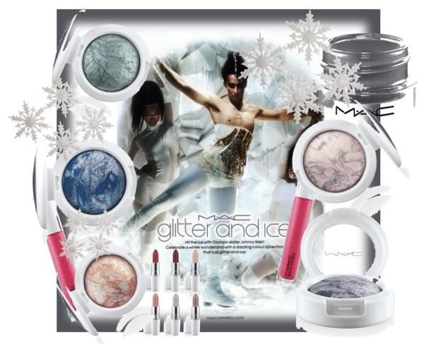 Mac Glitter & Ice montage